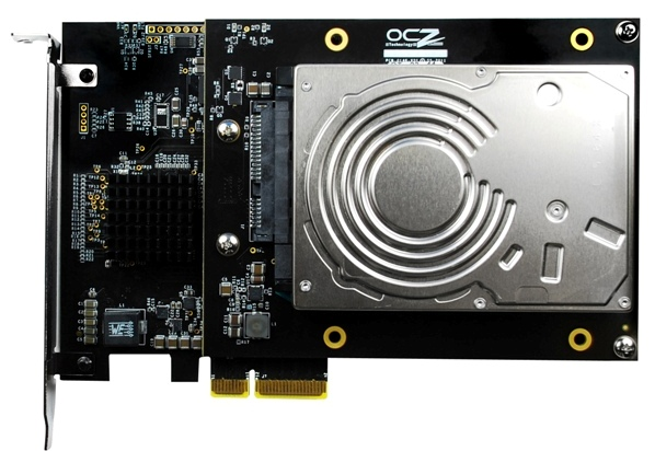 RevoDrive Hybrid OCZ combines SDD and HDD into one