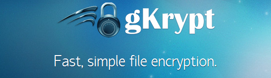 gkrypt file encryption gKrypt Encrypts your files in a Blink of an Eye