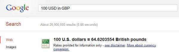 31 Google Search engine Tricks