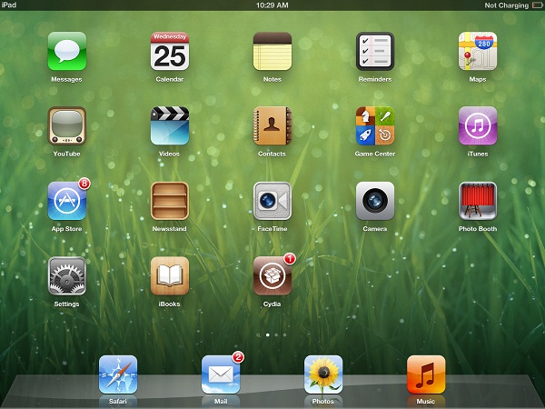 6 How to jailbreak your iPad Absinthe (Windows) [5.1.1]