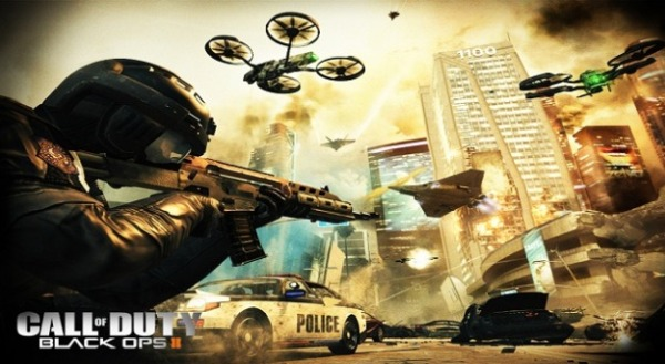 Call of Duty Black ops 2 Top 10 Expected Video Games of 2013