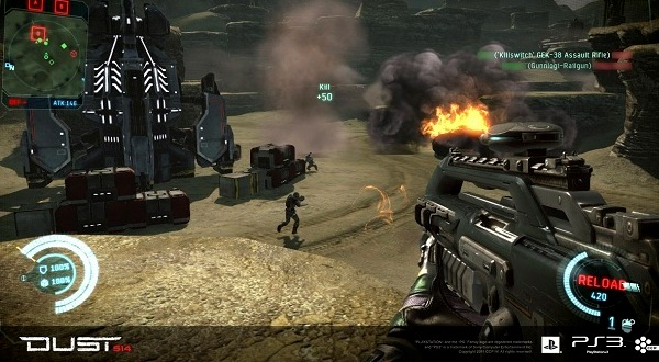 Dust 514 Top 10 Expected Video Games of 2013