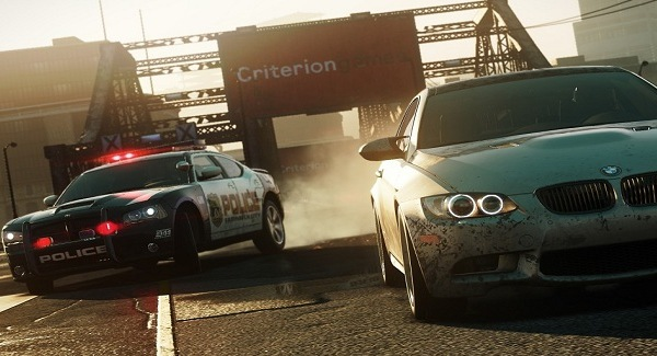 Need for speed MW Top 10 Expected Video Games of 2013
