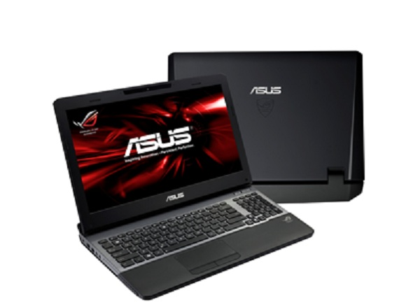 ASUS G55 Top 5 Gaming Laptops of 2012 for every budget