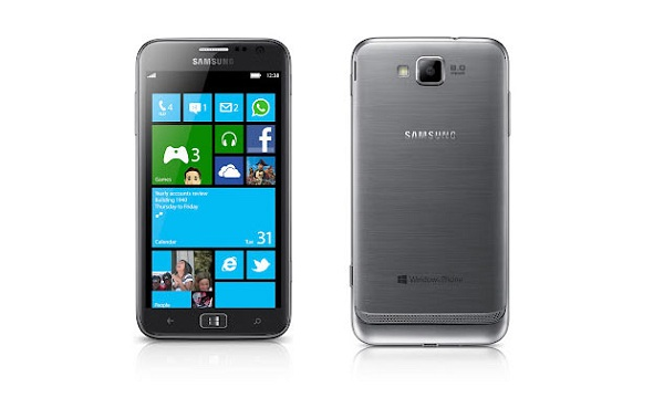 ATIV S at a glance Samsung ATIV S the first WP8 Phone