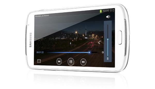 Galaxy Player 5.8 Samsung announces Galaxy Player 5.8