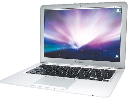 MacBook air Top five ultra books for 2012