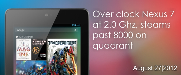 Nexus 7 banner How to Overclock Google Nexus 7 tablet