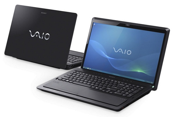 SONY VAIO VPC F23 NOIR 02 Top 5 Gaming Laptops of 2012 for every budget
