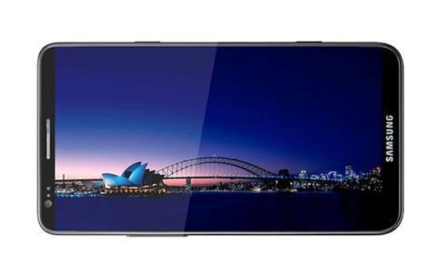 Samsung Galaxy Note 2 Official galaxy note II shots surface, release expected soon