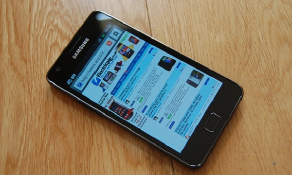 Samsung Galaxy SII List of devices Apple pushes to Ban in US