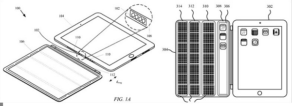 patent 120802 1 Apple to add Secondary Display in Smart Cover