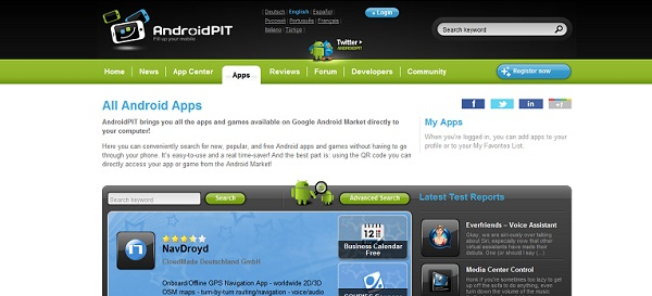 Androidpit2 Top Android Apps and Google Play Alternative