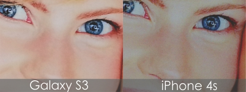 Galaxy S3 vs iPhone 4s The best camera phones