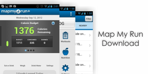 Mapmyrun Top Android Apps and Google Play Alternative