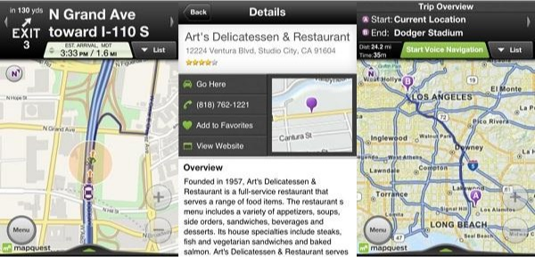 Mapquest Top 5 Apple Maps Alternatives