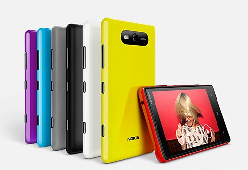 Nokia Lumia 820 Nokia Announces Lumia 920 and 820, detailed specifications inside