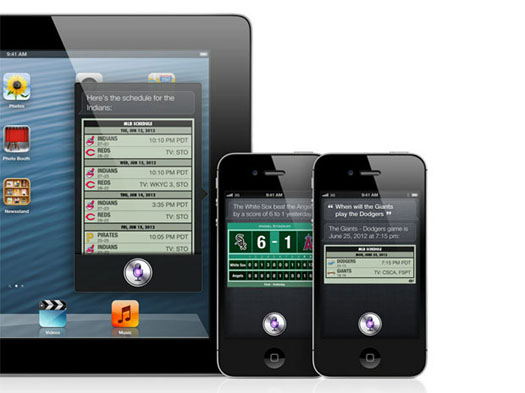 Siri sports1 iOS 6 features, Whats New & Improved?