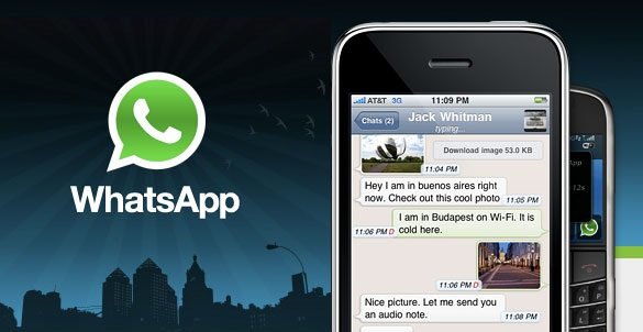 Whatsapp messenger Don't pay for texts, use these applications instead
