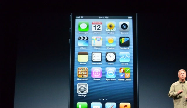 iPhone5 0195 Apple announces the new iPhone   Live Updates