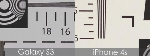 iPhonevsgs3 The best camera phones