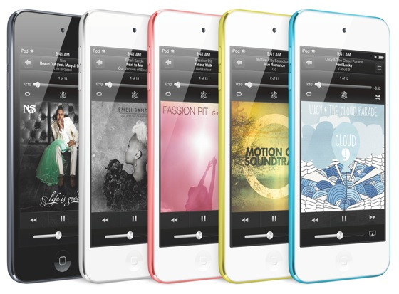 ipodtouch Apple iPod details and Specifications