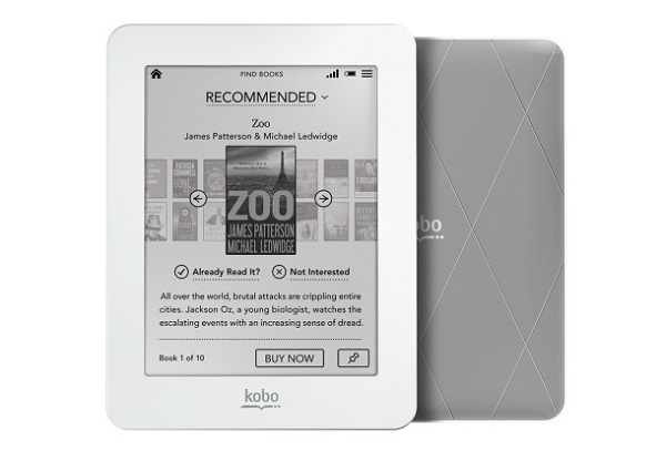kobo mini Three new readers announced by kobo