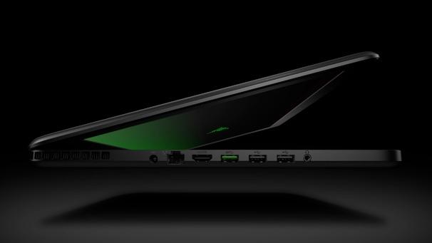 razer blade slim thin light Razer Blade 2 Gaming Laptop   Review