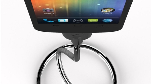 Fusechicken  [Fuse]Chicken flexible wires, interesting way to charge your phone