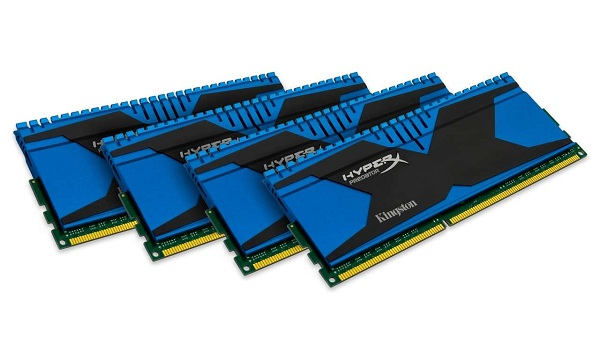 Kingston predator Top 5 Gaming PC RAM for 2012