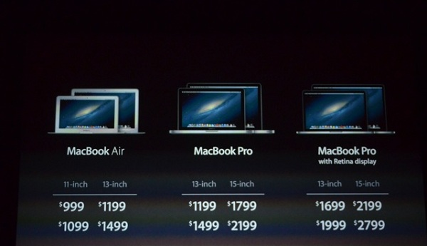 Mac book new Apple Event Begins, Live Updates and Video