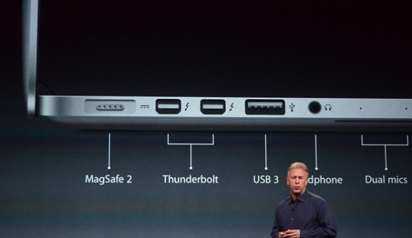 Macbook pro retina Apple Event Begins, Live Updates and Video