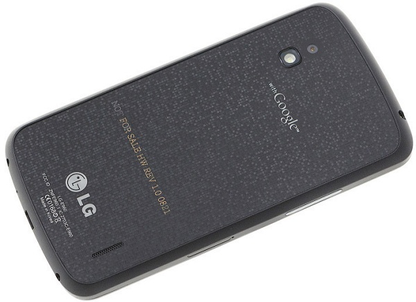 Nexus 2 The next Nexus Phone revealed in clear shots