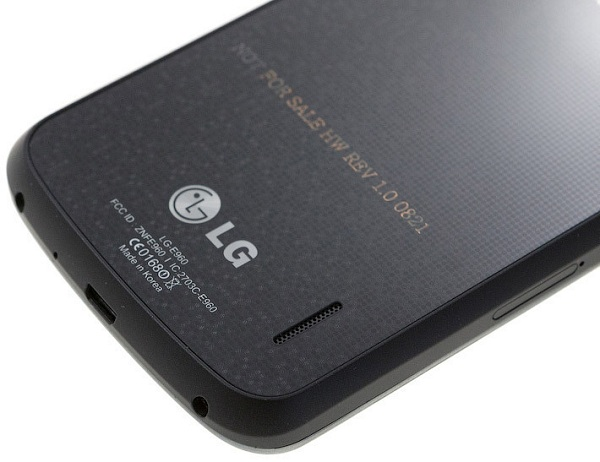 Nexus 3 The next Nexus Phone revealed in clear shots