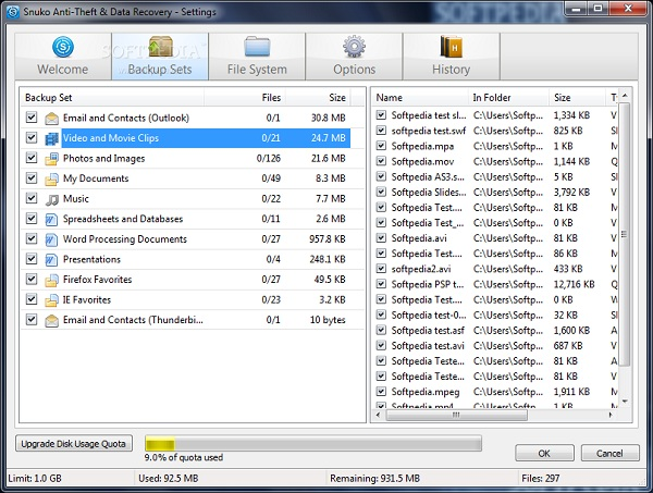 Snuko AntiTheft And Data Recovery 1 Anti Theft Computer Softwares