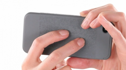 canopy sensus Sensus iPhone case adds capacitive panels to the back of iPhone