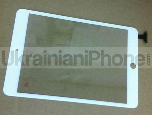iPad mini Touch screen iPad Mini Rumors Roundup