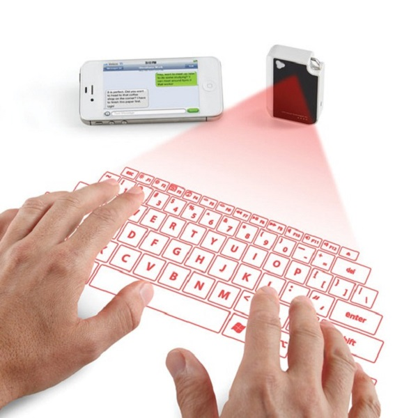 796246p alt2 This Small laser projecting keyboard can connect to your smartphone and desktops