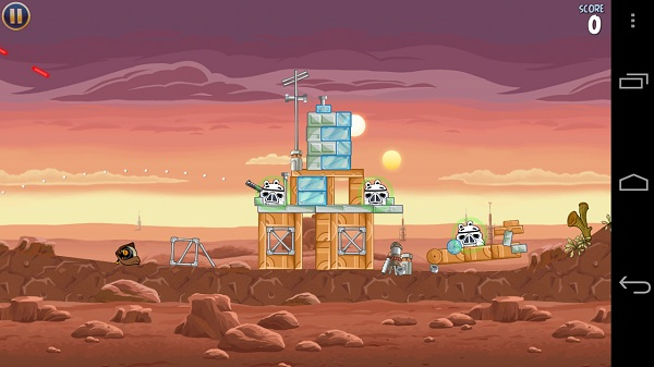 Angry birds star wars new1 Angry Birds Star Wars review