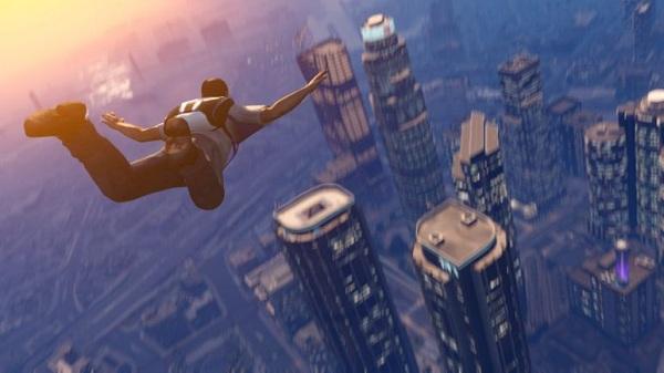 GTA V Screenshots Parajump Rockstar releases even more screenshots of GTA V, makes us want it even more