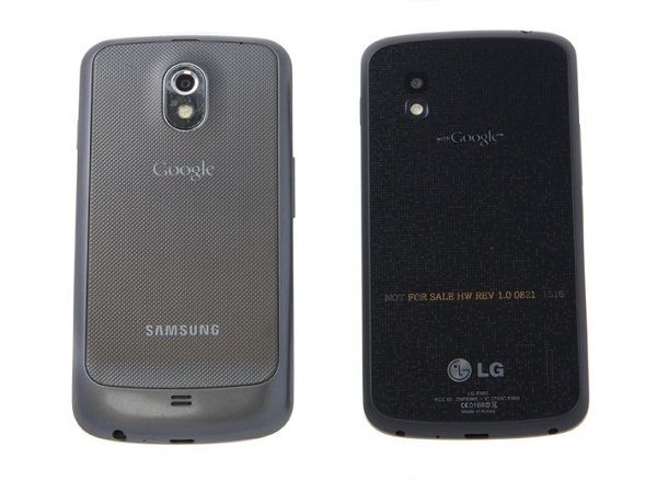 LG Nexus 4 vs Galaxy nexus Is Nexus 4 worth the hype despite the low memory and no LTE