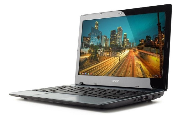 Google Announces another Chromebook, this time Acer takes a shot