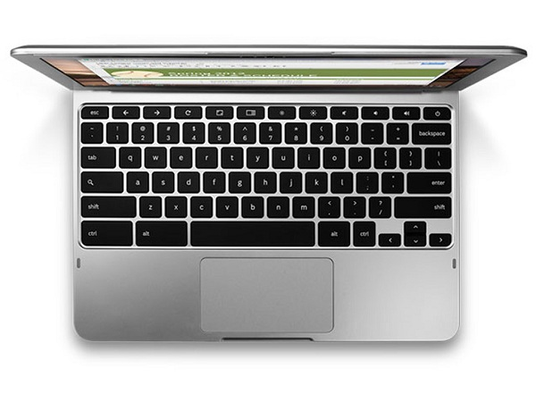 chromebook keyboard Is Google Chromebook a Notebook Replacement Yet?