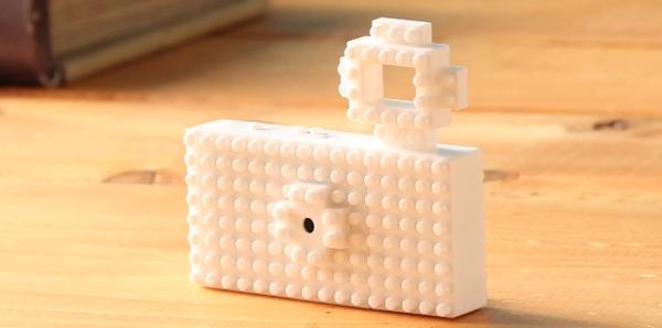 fuuvi nanoblock digital camera 2 Fuuvi Nanoblock Lego Camera