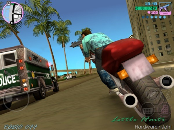 GTAViceCity thumb Rockstar games releasing GTA Vice City for Android and iOS, screenshot revealed