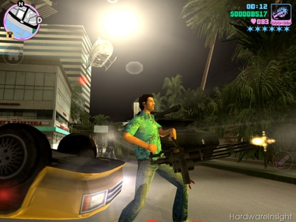 GTAVicyCityandroidios thumb Rockstar games releasing GTA Vice City for Android and iOS, screenshot revealed