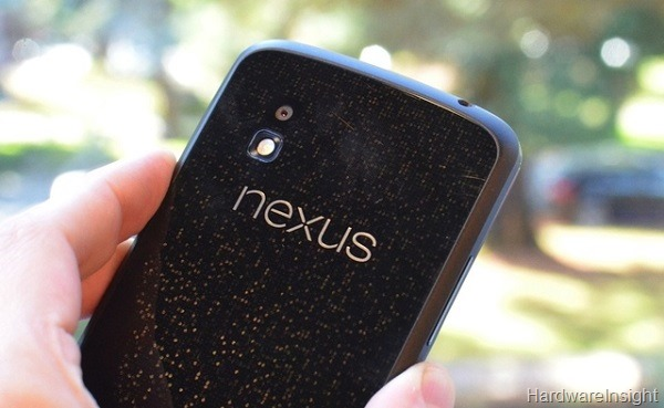 Nexus4 Improve touchscreen feedback/response from Nexus 4: Guide