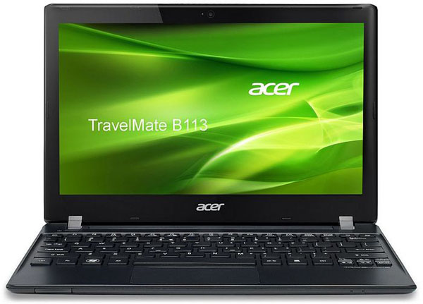 travelmate b113 2 Acer Travelmate B113 released, sells at just $399