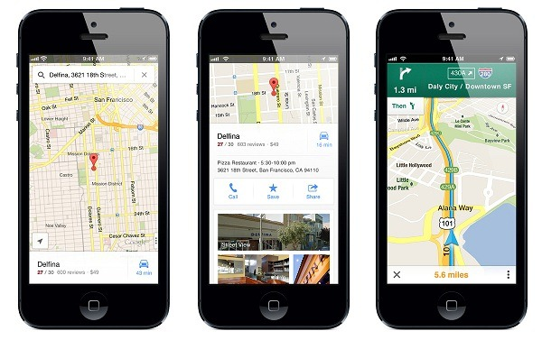 AppleMaps The technological let downs of 2012