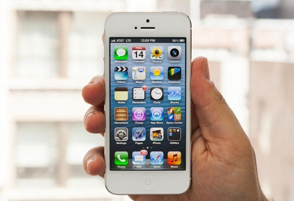 iPhone5 The technological let downs of 2012